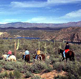 Group Riding in Arizona