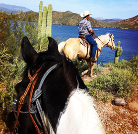 Mesa Arizona Trail Rides